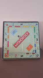 Braille Monopoly Game