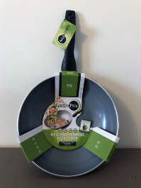Green Pan Healthy ceramic cooking wok