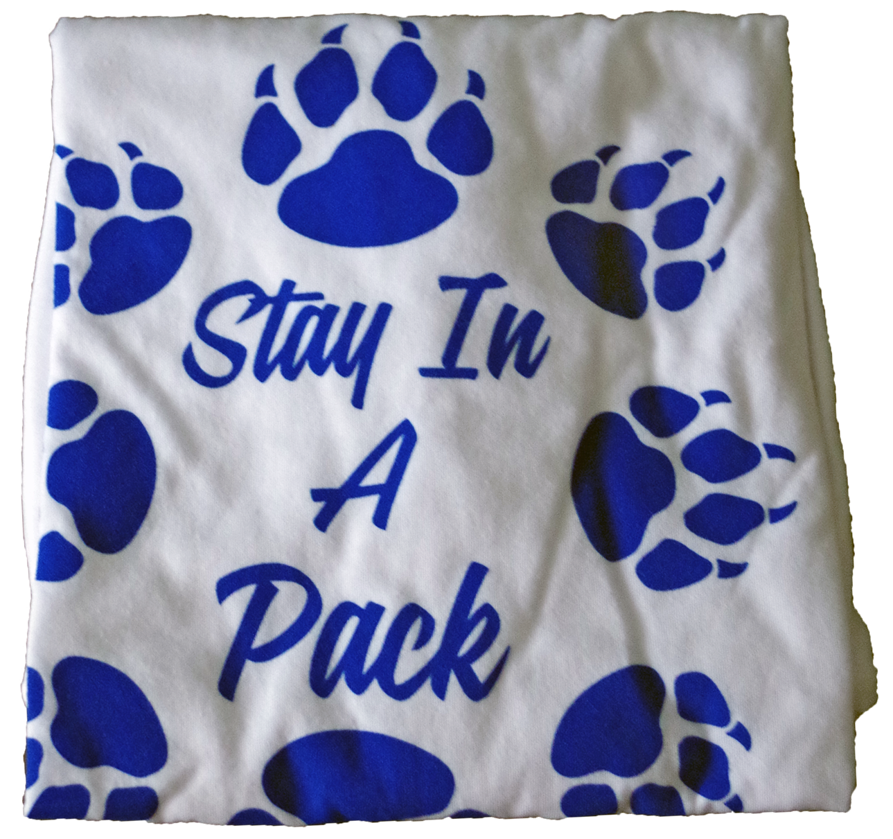 """""""Stay In A Pack"""" men's large t-shirt"""