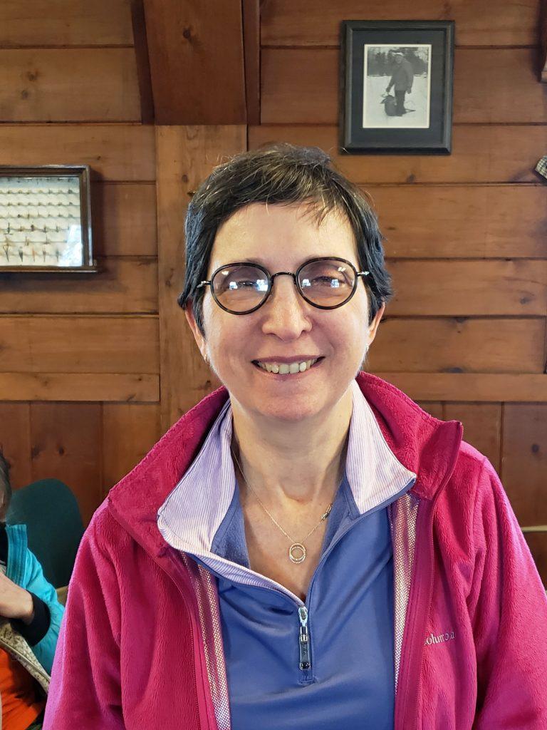Geri Feigelson, MSFL Vice President