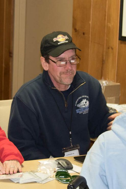 John Peiffer, MSFL Treasurer